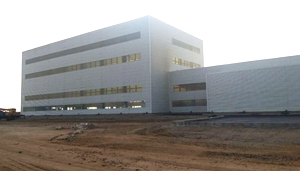 Saudi Arabia Steel Structure Building