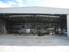 Prefab Steel Structure Airplane Hangar for Sale