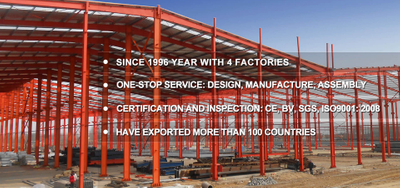 China Structural Steel Fabricator - Qingdao Reger Steel Building Manufacturer