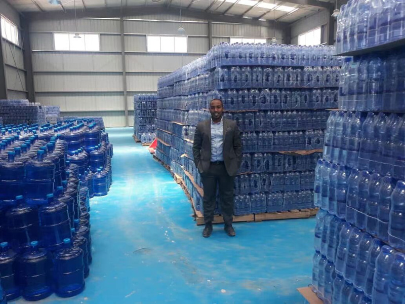 Ethiopia Bottled Water Plant