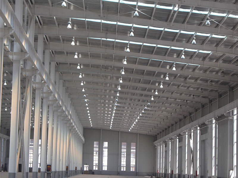Pre Engineered Structural Steel Warehouse