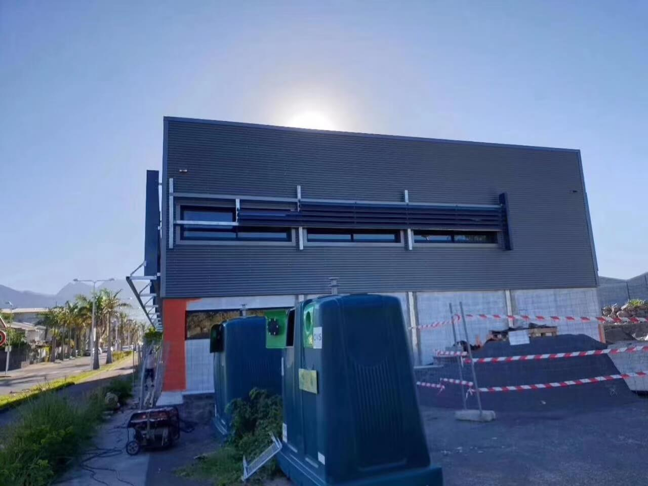 Pre-engineered Steel Buildings Mauritius
