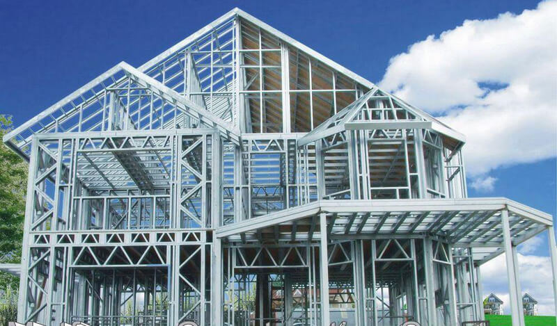 Chinese Steel Structure Building (1)